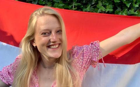 Madeleine Dijkman.