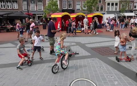 vestingfeest Steenwijk met thema circus