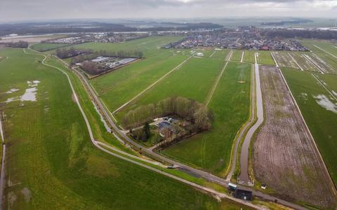 Er zijn plannen voor een zonnepark in de Bentpolder.