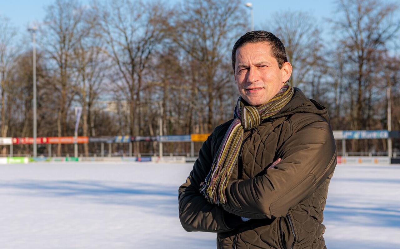 Arjan Bosschaart is tegenwoordig trainer van MSC JO19-1.
