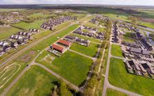 Woonwijk Berggierslanden (archieffoto).