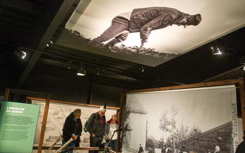 Museum De Proefkolonie in Frederiksoord. Foto: Archief DvhN