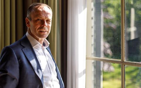 Algemeen directeur van de Maatschappij van Weldadigheid Minne Wiersma.