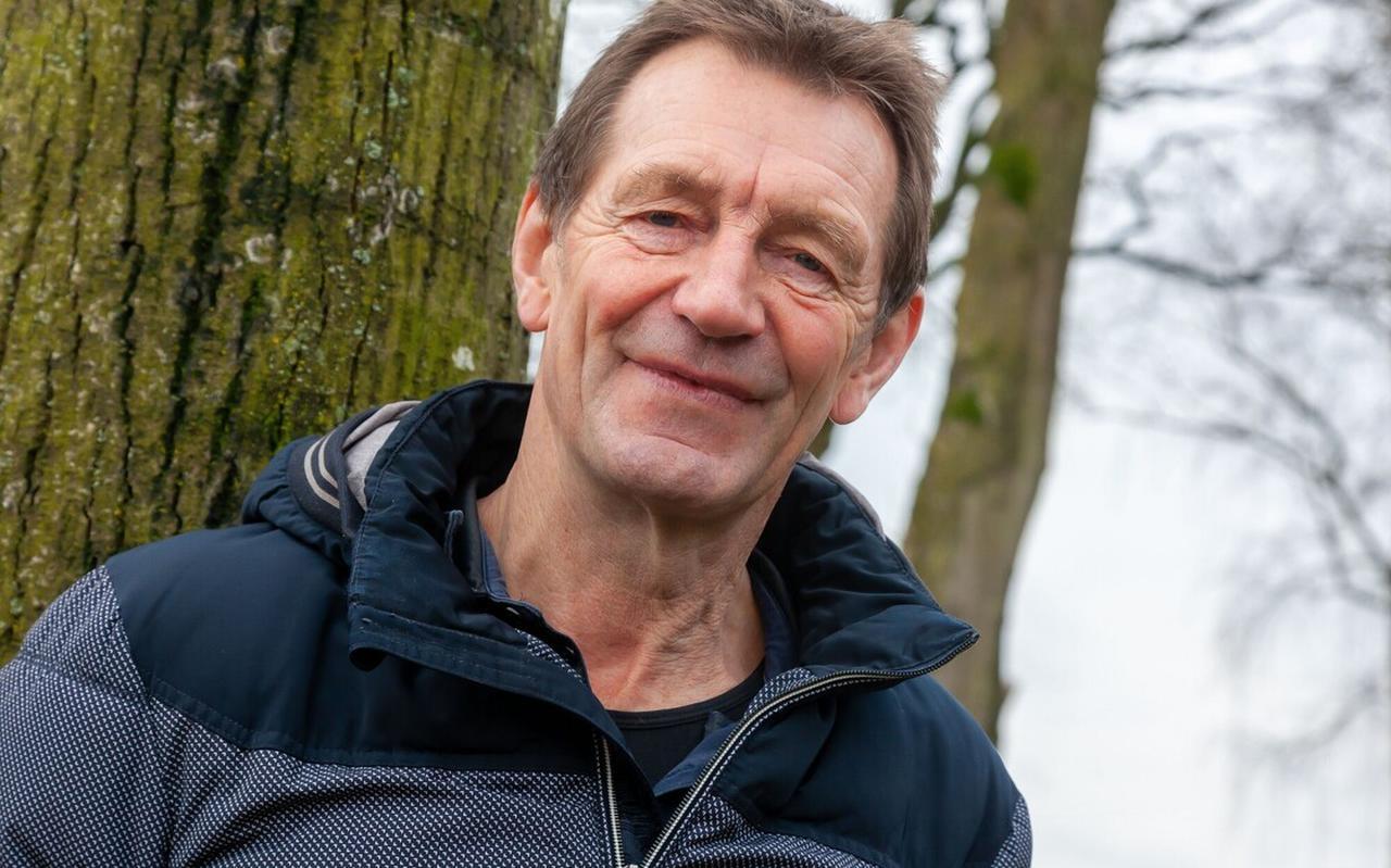 """Piet Kleine: """"Hoe je bent, dat blijf je ook. Ik was echt de man van de brede slag."""""""