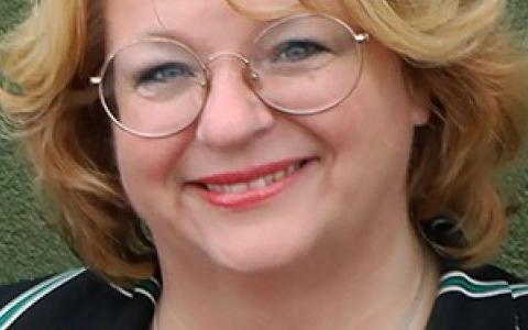 Fractievoorzitter Miriam Slomp-Dekkers (VVD): 'Ik ben resultaatgericht en voel mij geen vergadertijger'.