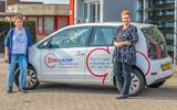 Sonja Lenstra startte onlangs als neuroverpleegkundige bij Zorggroep Oude en Nieuwe Land (ZONL).
