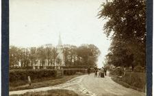Hervormde Kerk in Steenwijkerwold, ca. 1901.
