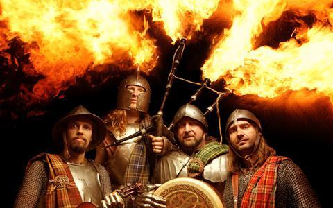 Rapalje: Celtic Folk Night