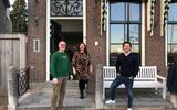 Thom van Campen, de nummer 16 op de VVD-kieslijst, heeft vrijdag uitgebreid kennis gemaakt met Steenwijkerland.
