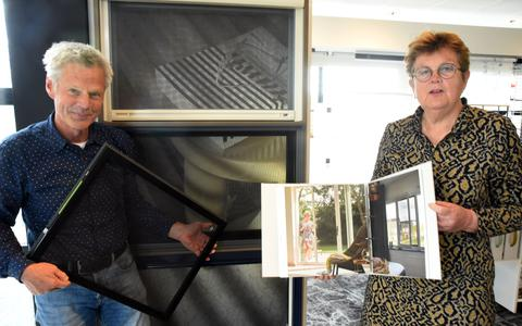 Wout en Janneke de Vries hebben enorme keuze in raam- en deurhorren.