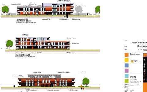 Zo komt het appartementencomplex er uit te zien.