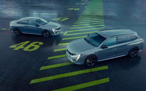 De Peugeot 508 PSE gaat op tour door Nederland.