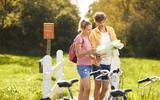 Met de nieuwste fietsroutes kun je weer andere plekjes ontdekken.