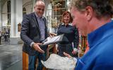 Han Evers is de vijfde winnaar van de Anne Beeltje Cultuurprijs.