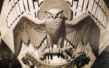De bronzen uil van Krop.