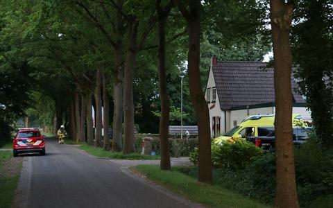 Löhnislaan in De Pol afgezet na incident met gevaarlijke stoffen.