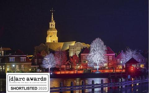 Lights Blokzijl is genomineerd voor de Darc Awards.