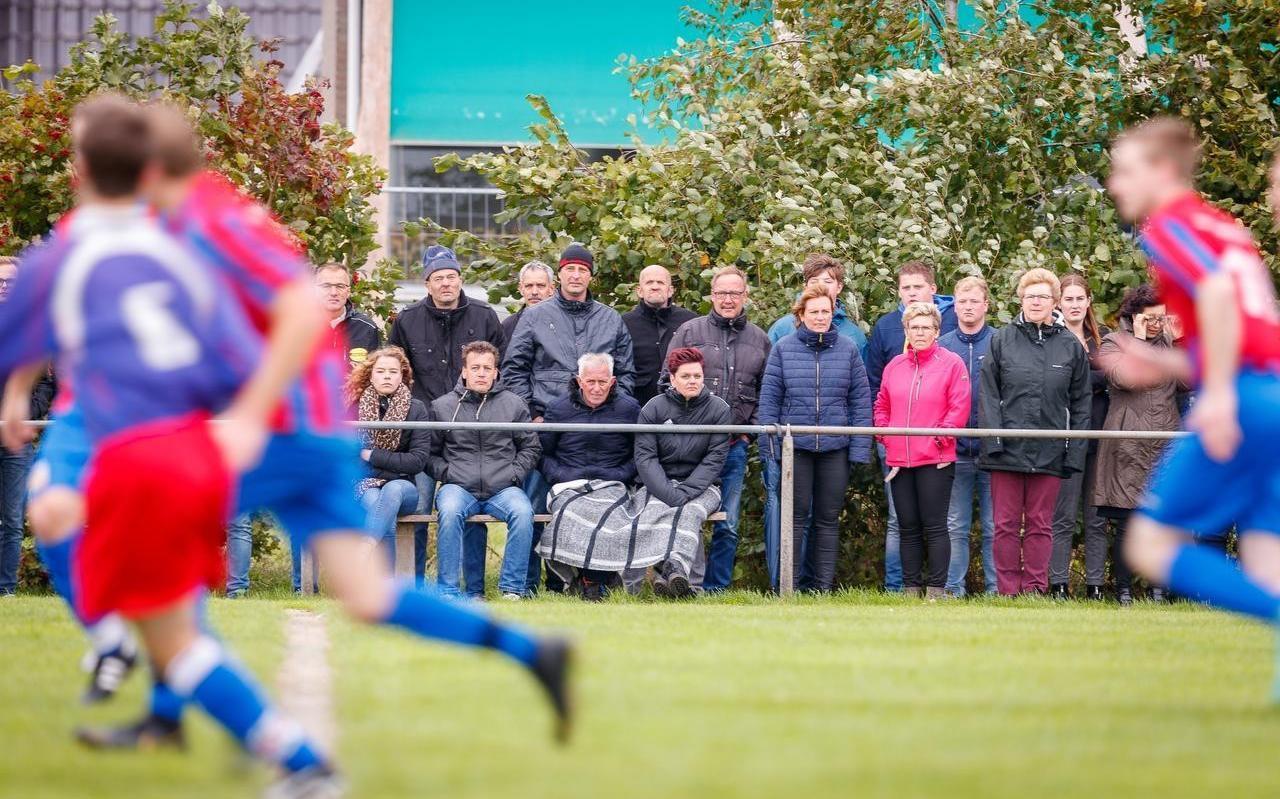 Voetbalclub Blankenham zit nog steeds zonder trainer.