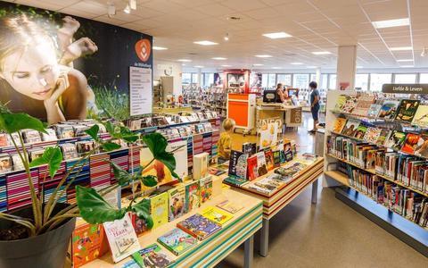 Bibliotheek Steenwijk.