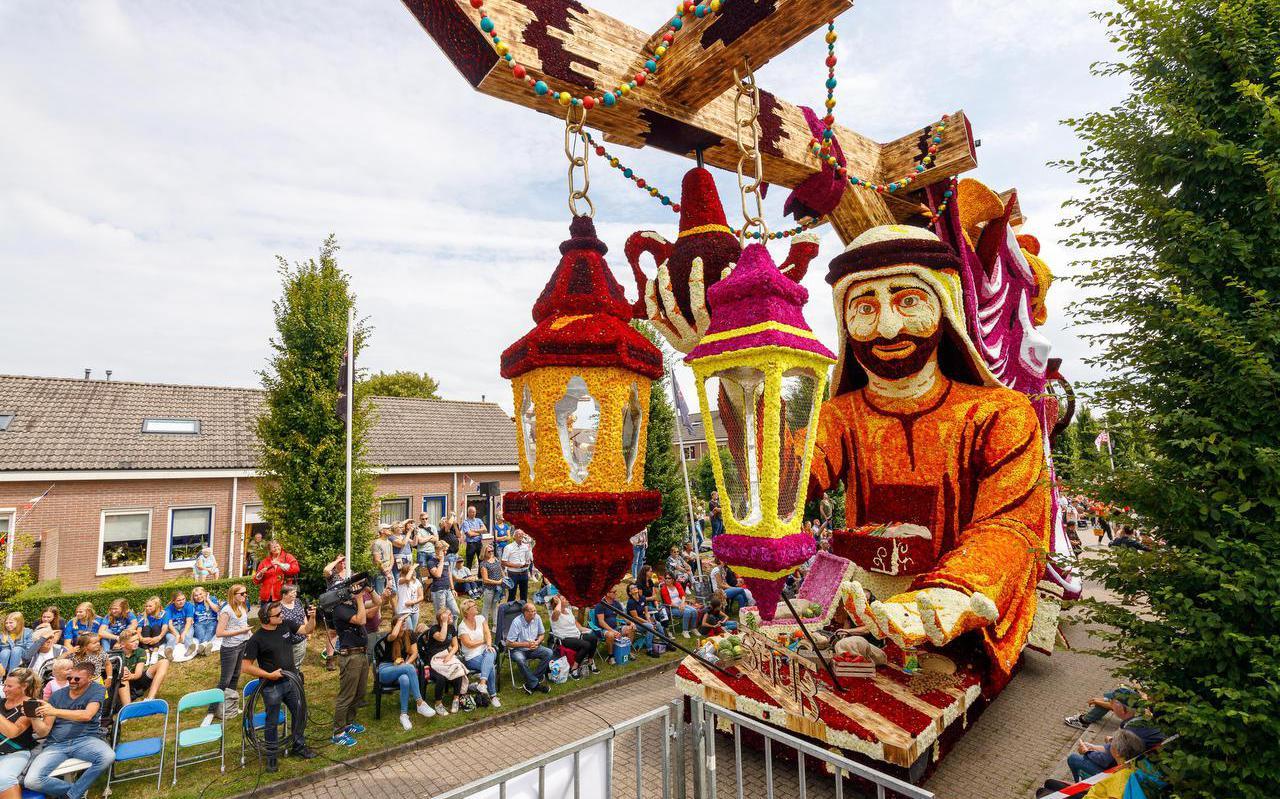 Corso in Sint Jansklooster op de traditionele manier. Zo zien we het evenement dit jaar niet. De hoop ligt op volgend jaar.