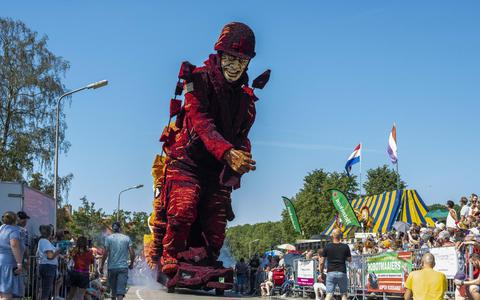 Het Corso in Vollenhove ging vorig jaar niet door. Voor dit jaar is een variant bedacht: een dahliafestival.